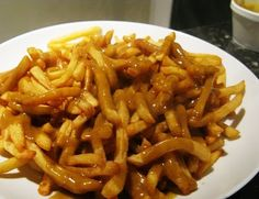 Curry Sauce (Chip Shop / Chinese Take-Away Style) Recipe on WeGottaEat