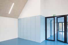 Day Care in Brittany; Atelier 56S