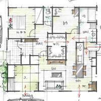 収納力がある平屋 Floor Plans, House, Flooring, How To Plan, Space, Sketch, Drawing, Arquitetura, Houses
