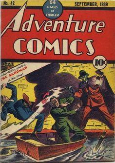 Adventure Comics #42