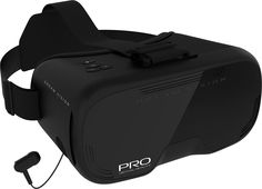 DreamVision - Virtual Reality Smartphone Headset - Black