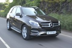 A new name and a few modifications differentiate the GLE SUV from the earlier M-class. We find out how different it is on the road.