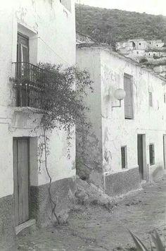 Calle desaparecida de Darrícal  #Alpujarra #Almería