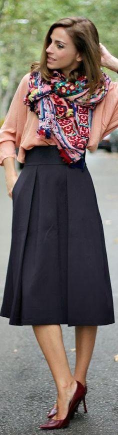 #skirt 50 by Mi Entra Me Visto