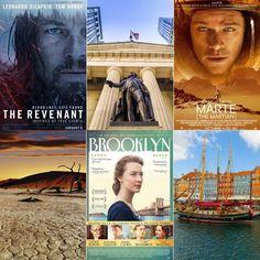 Descubre los escenarios donde se han rodado las películas nominadas a los #Oscar este año. Paisajes espectaculares, ciudades de cine, escenarios únicos que puedes visitar. ¿Cuál ha sido tu favorita? #premiososcar #oscar2016 #localizaciones #viajes #travel #cine #peliculas