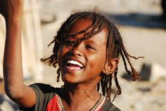 A smile from Ethiopia