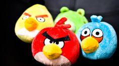 Sfondi HD a tema Angry Birds!
