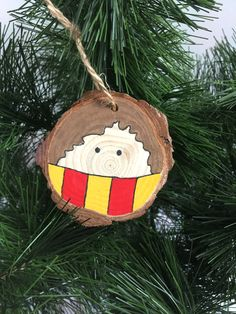 Harry Potter Christmas Tree Decorations Hermione Granger And Ron