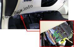 9 best acura tl (ua8/ua9; 2009-2014) fuses images | acura tl, fuse ...  pinterest