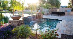 Swimming Pools - Inground Pool - Pool Design