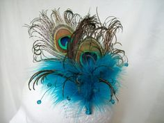 Hey, I found this really awesome Etsy listing at https://www.etsy.com/listing/107807004/dark-turquoise-blue-peacock-feather