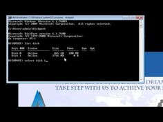 How To Make Bootable Pendrive Without Software !!! - YouTube