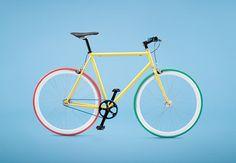 How Baubau Haus pins bikes on their own. Nice collection. http://www.baubauhaus.com/bike