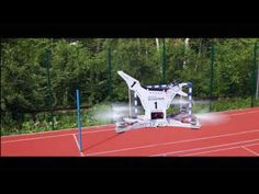 hoversurf - SCORPION platform is a single-seat aircraft that rediscovers the art of flying and hovering enabling a hi-tech quadcopter-based solution.