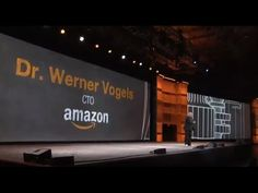 AWS re:Invent 2013 - Keynote
