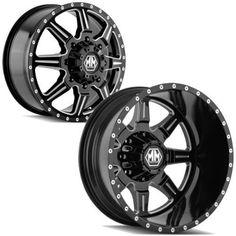 Set Of Monstir Dually Black Wheels Rims-Lugs Included Dually Rims, Dually Wheels, Truck Wheels, 22 Rims, Dodge Ram 3500, Rims And Tires, Aluminum Wheels, Chevy, Black