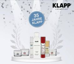 We are celebrating 35 years of Klapp Cosmetics. What was in the many years your favorite product,or is it still today