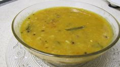 Dal Curry /Masala Dal...