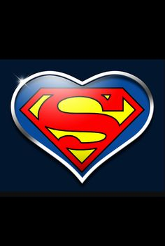 He is my SUPERman