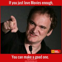 Quentin Tarantino on Film Making and Cinema. Love Movie, Movie Tv, Quentin Tarantino Quotes, Hollywood Quotes, Ving Rhames, Crime Film, Tim Roth, American Crime, John Travolta