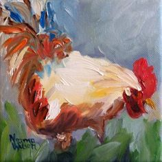 Rooster Takes A Bow! by Norma Wilson