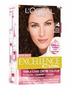 baiq loreal paris excellence creme pewarna rambut