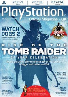 PlayStation Official Magazine - (September 2016) / UK | Revistas e Jornais