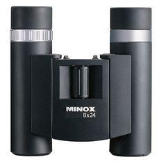 MINOX BD Compact 8x24 BR Binocular 62115