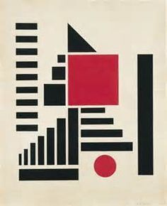 """michaelcharles: """" rhapsodical: Composition in Red, Black, & White, Henryk Berlewi. Bauhaus, Theo Van Doesburg, Polish Posters, Arte Popular, Drawings, Design, Composition, Archive, Google"""