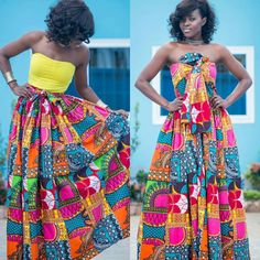 b1a0872738167 20 Best Botswana Traditional Outfits For Women To Wear 2019
