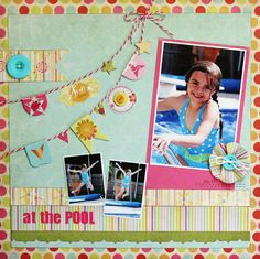 hmm all these layouts makes me think i need to get the cricut out...getting some inspiration to scrap