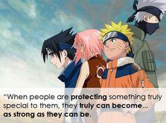 Naruto life lesson