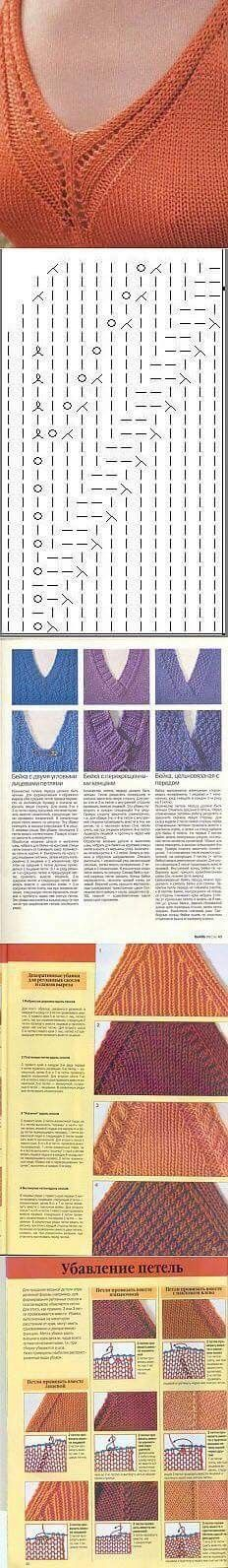 Funky neckline - Inspiration (Russian)