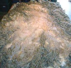 How to skirt a fleece