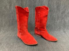 22 Best Red Cowgirl Boots images | Red cowgirl boots