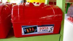 Festejar Ateliê de Festas e Lembrancinhas: D.P.A - Detetives do Prédio azul para Sofia !