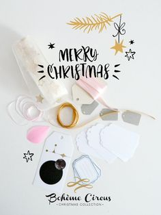 Ribbons & Papers - Bohème Circus e-store. Christmas Mood, Christmas Wrapping, Find Color, Some Ideas, Wraps, Merry, Wrapping Gifts, Place Card Holders, The Incredibles