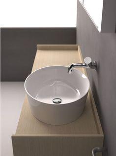Vasque à poser 661 by Benedini Associati AGAPE 57,2 x 44,5 x 17h 495 euros