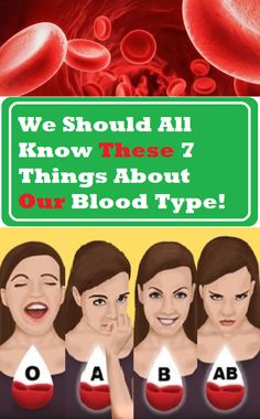 We Should All Know These 7 Things About Our Blood Type! Rh Factor, High Cortisol, Blood Plasma, Blood Groups, Red Blood Cells, Piece Of Bread, Assertiveness, Eating Organic, Take Care Of Yourself