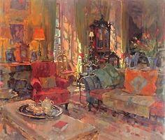 Susan Ryder, Lamplight and Sunlight, Chillingham, 2010