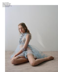 Agnes Nieske Abma By Dario Catellani For Flair Italy No.23