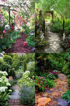 4119 best Garden images on Pinterest in 2018 | Garden paths ...