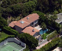 celebrities homes - Jennifer Lopez