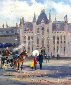 De Markt te Brugge, Johan Lootens