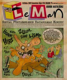LeMan - 18 Ekim 1997 - Sayı 310
