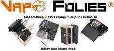 #Billet box clone mod – 56,49 € FDP inclus