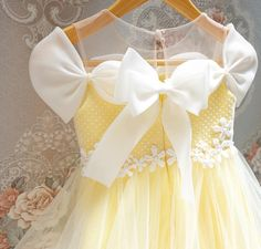 ---Belle dress--- #welovesdetails #honeybeekids #honeybee_kids Little Girl Dresses, Girls Dresses, Flower Girl Dresses, Little Girl Fashion, Kids Fashion, Baby Frocks Designs, Daisy Dress, Belle Dress, Kids Frocks
