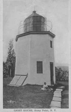 Stony Point Lighthouse :: Historical Society of Rockland County