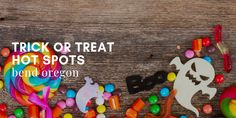 How to have a spooktacular Halloween in Bend, Oregon Trick Or Treat, Oregon, Real Estate, Treats, Seasons, Group, Halloween, Blog, Sweet Like Candy