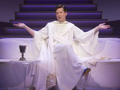 L.A. Theater Review: 'An Act of God' with Sean Hayes